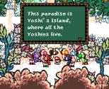 Super Mario World 2 - Yoshi's Island SNES 002