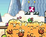 Super Mario World 2 - Yoshi's Island SNES 007