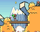 Super Mario World 2 - Yoshi's Island SNES 008