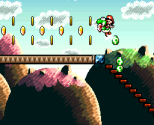 Super Mario World 2 - Yoshi's Island SNES 015