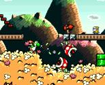 Super Mario World 2 - Yoshi's Island SNES 017
