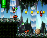 Super Mario World 2 - Yoshi's Island SNES 018