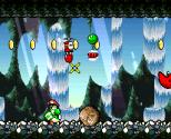 Super Mario World 2 - Yoshi's Island SNES 019