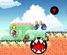 Super Mario World 2 - Yoshi's Island SNES 032