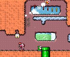 Super Mario World 2 - Yoshi's Island SNES 033