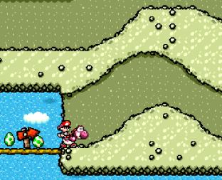 Super Mario World 2 - Yoshi's Island SNES 034