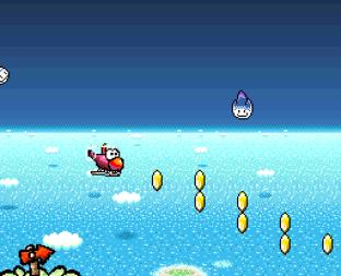 Super Mario World 2 - Yoshi's Island SNES 042