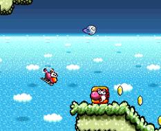 Super Mario World 2 - Yoshi's Island SNES 043