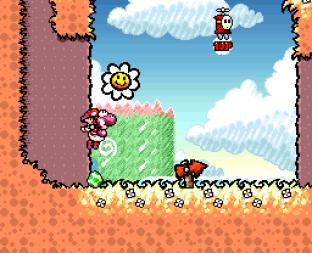 Super Mario World 2 - Yoshi's Island SNES 045