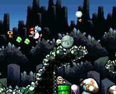 Super Mario World 2 - Yoshi's Island SNES 054