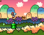 Super Mario World 2 - Yoshi's Island SNES 061