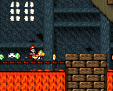 Super Mario World 2 - Yoshi's Island SNES 077