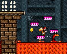 Super Mario World 2 - Yoshi's Island SNES 081