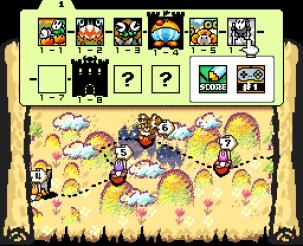 Super Mario World 2 - Yoshi's Island SNES 088