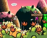 Super Mario World 2 - Yoshi's Island SNES 091