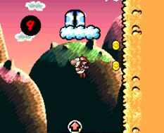 Super Mario World 2 - Yoshi's Island SNES 092