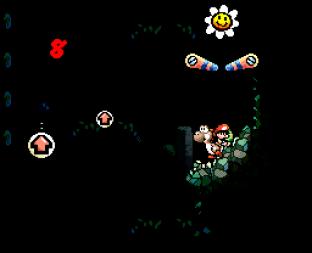 Super Mario World 2 - Yoshi's Island SNES 100