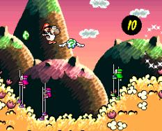 Super Mario World 2 - Yoshi's Island SNES 104