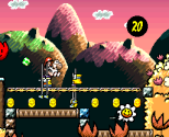 Super Mario World 2 - Yoshi's Island SNES 106