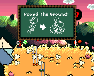 Super Mario World 2 - Yoshi's Island SNES 110