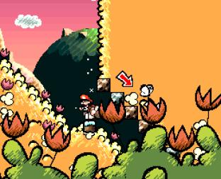 Super Mario World 2 - Yoshi's Island SNES 111