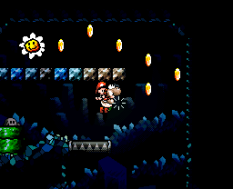 Super Mario World 2 - Yoshi's Island SNES 114