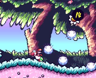 Super Mario World 2 - Yoshi's Island SNES 132