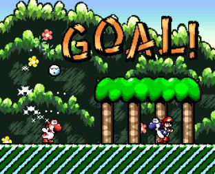 Super Mario World 2 - Yoshi's Island SNES 133