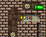 Super Mario World 2 - Yoshi's Island SNES 138