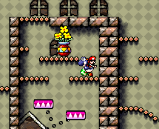 Super Mario World 2 - Yoshi's Island SNES 144