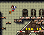Super Mario World 2 - Yoshi's Island SNES 145