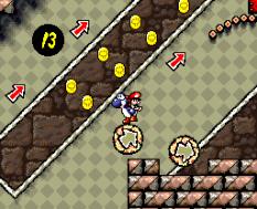 Super Mario World 2 - Yoshi's Island SNES 147