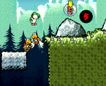 Super Mario World 2 - Yoshi's Island SNES 161