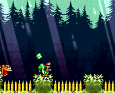 Super Mario World 2 - Yoshi's Island SNES 177