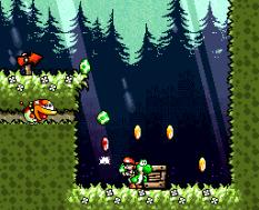 Super Mario World 2 - Yoshi's Island SNES 178