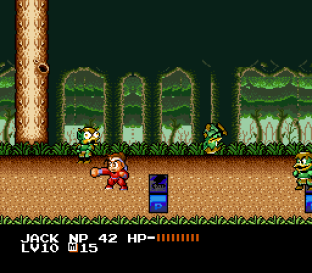 Super Ninja Boy SNES 093