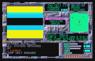 Tau Ceti Atari ST 42