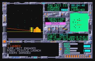 Tau Ceti Atari ST 45