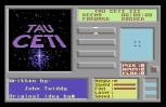 Tau Ceti C64 02