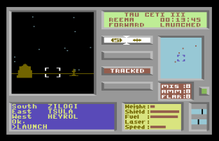 Tau Ceti C64 20