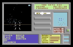 Tau Ceti C64 53