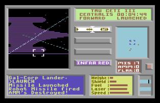 Tau Ceti C64 64