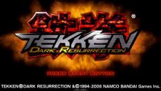 Tekken - Dark Resurrection PSP 001