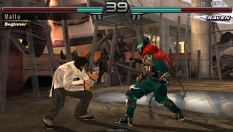 Tekken - Dark Resurrection PSP 006