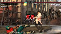 Tekken - Dark Resurrection PSP 008