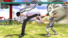 Tekken - Dark Resurrection PSP 010
