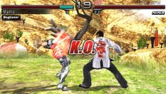 Tekken - Dark Resurrection PSP 012