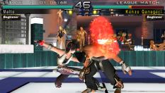 Tekken - Dark Resurrection PSP 038