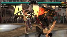 Tekken - Dark Resurrection PSP 046
