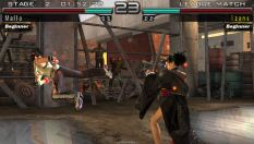 Tekken - Dark Resurrection PSP 048